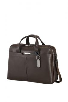 "Samsonite Sygnum Bailhandle mit Laptopfach 15.6"" Dark Brown"