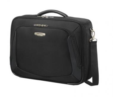 "Samsonite X'Blade 3.0 Laptop Schultertasche 16"" Black"