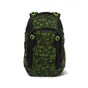 satch match Schulrucksack *Back to School Kollektion 2020* Green Bermuda