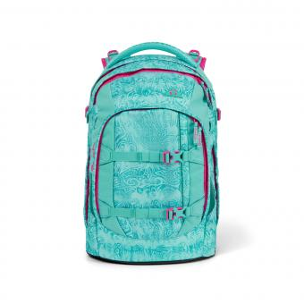 satch pack Schulrucksack *Back to School Kollektion 2020* Aloha Mint