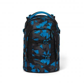 satch pack Schulrucksack *Back to School Kollektion 2020* Blue Triangle