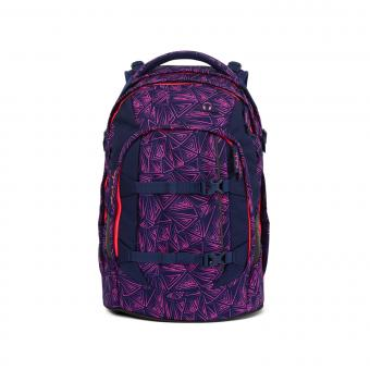 satch pack Schulrucksack *Back to School Kollektion 2020* Pink Bermuda