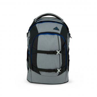 satch pack Schulrucksack Grey Ray