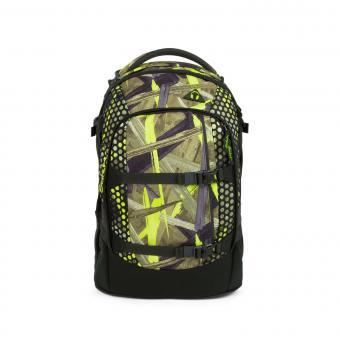 satch pack Schulrucksack Jungle Lazer