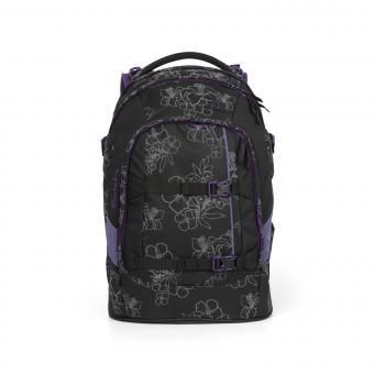 satch pack Schulrucksack *reflective Style* Ninja Hibiscus