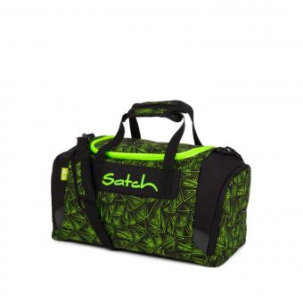satch Schulzubehör Sporttasche Green Bermuda