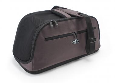 Sleepypod Air Hundetragetasche Katzentragetasche gemäß IATA Dark Chocolate