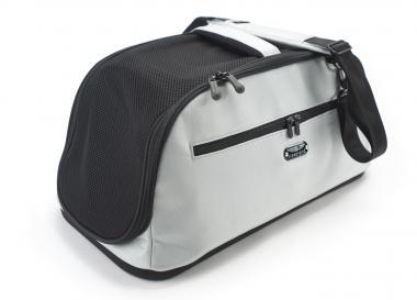 Sleepypod Air Hundetragetasche Katzentragetasche gemäß IATA Glacier Silver