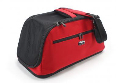 Sleepypod Air Hundetragetasche Katzentragetasche gemäß IATA Strawberry Red