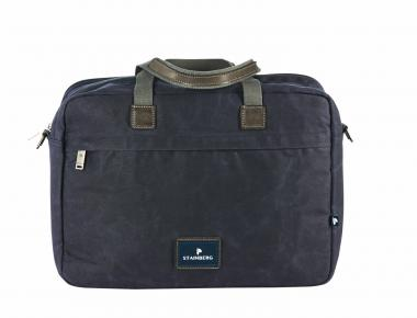 "Stainberg Torrent Urban Laptop Bag 15.6"" L navy"