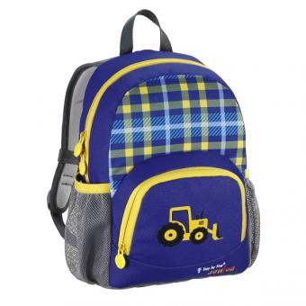 Step by Step Junior Dressy Kindergartenrucksack Excavator