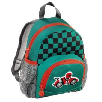 Step by Step Junior Little Dressy Kindergartenrucksack Little Racer