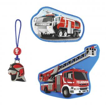 Step by Step Magic Mags 3-teiliges Set Fire Engine
