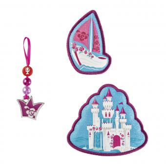 Step by Step Magic Mags 3-teiliges Set Lovely Castle