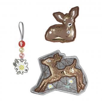 Step by Step Magic Mags 3-teiliges Set Modern Deer
