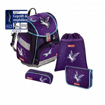 Step by Step Touch 2 Schulranzen-Set,4-teilig Pegasus Dream