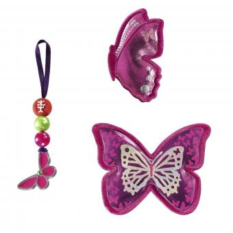 Step by Step Schulzubehör Magic Mags Shiny Butterfly