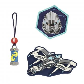 Step by Step Magic Mags 3-teiliges Set Space Pirate