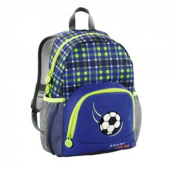 Step by Step Junior Dressy Kindergartenrucksack Football