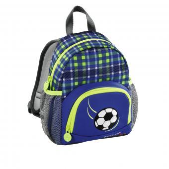 Step by Step Junior Little Dressy Kindergartenrucksack Football