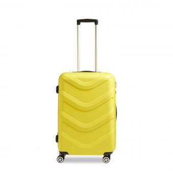 Stratic Arrow 2 Trolley M, 4 Rollen yellow