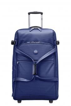 Stratic Go Rollenreisetasche L, erweiterbar blue-white
