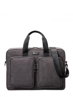 "Stratic Lead Business-Tasche mit Laptopfach 15.4"" anthrazit"