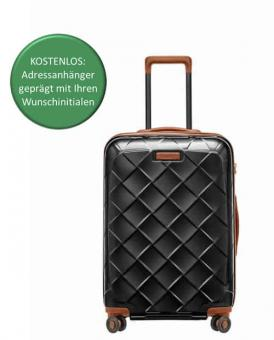 Stratic Leather & More Trolley M QS schwarz