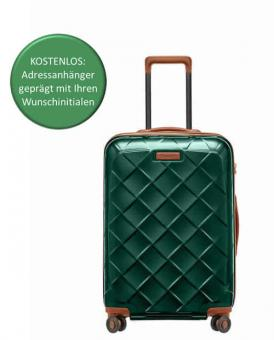 Stratic Leather & More Trolley M QS smaragd
