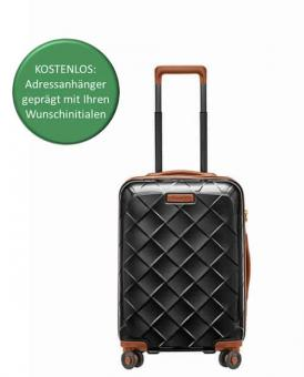 Stratic Leather & More Trolley S QS schwarz