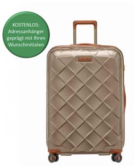 Stratic Leather & More Trolley L QS Champagne