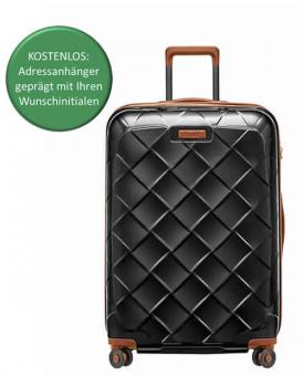 Stratic Leather & More Trolley L QS Schwarz