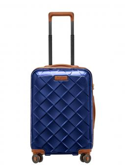 Stratic Leather & More Trolley S QS blue