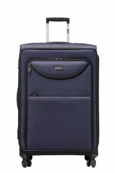 Stratic Pure Trolley L 4R 78cm, erweiterbar navy