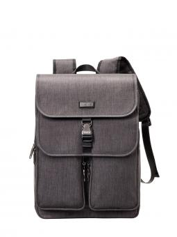"Stratic Lead Rucksack mit Laptopfach 15.4"" anthrazit"