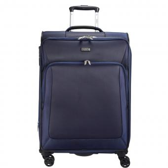 Stratic Slight 2 Trolley L 4R 75cm navy