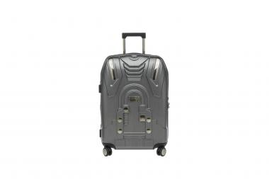 Stratic Compass Trolley S 4R 55cm grau