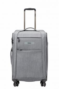 Stratic Floating Trolley M 4R 65cm erweiterbar Stone Grey