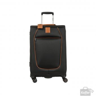 Stratic Original Trolley M QS 4 Rollen erw. Black