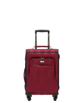 Stratic SAPHIR Trolley S 4 Rollen Bordeaux