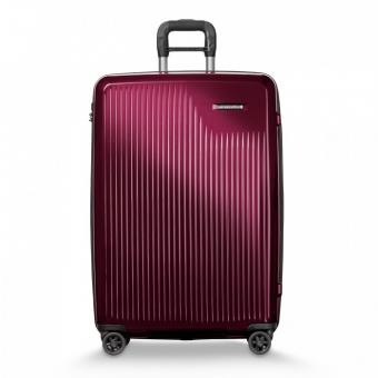 Briggs & Riley Sympatico CX Large Expandable Spinner Burgundy