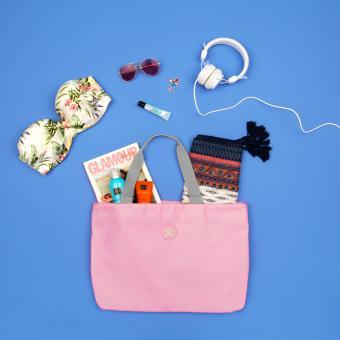 SuitSuit Caretta Strandtasche Pink Lady