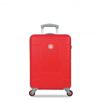 SuitSuit Caretta Trolley 55cm Spinner Fiery Red