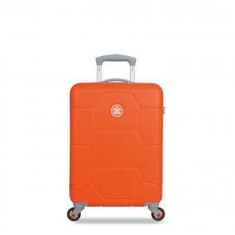 SuitSuit Caretta Trolley 55cm Spinner Popsicle Orange