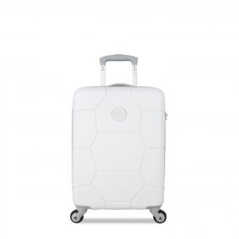 SuitSuit Caretta Trolley 55cm Spinner Shell White