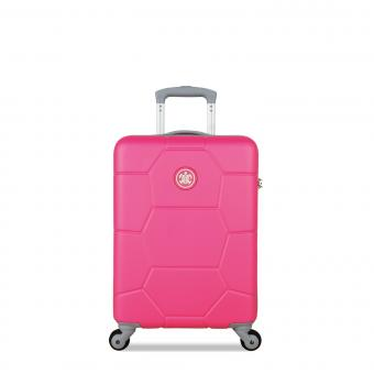 SuitSuit Caretta Trolley 55cm Spinner Shocking Pink