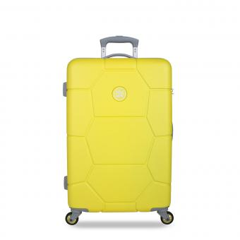 SuitSuit Caretta Trolley 65cm Spinner Blazing Yellow