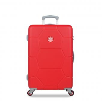 SuitSuit Caretta Trolley 65cm Spinner Fiery Red