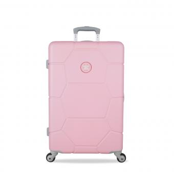 SuitSuit Caretta Trolley 65cm Spinner Pink Lady