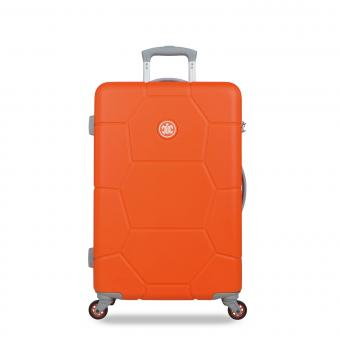 SuitSuit Caretta Trolley 65cm Spinner Popsicle Orange